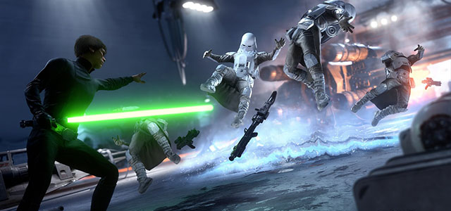 Star Wars Battlefront's Hero System