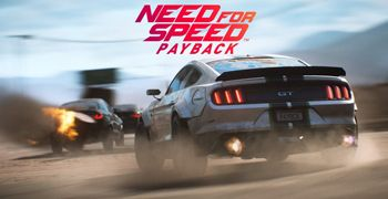 Need For Speed Payback- PC crashes, errors, DirectX issues